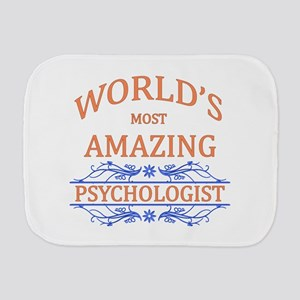 Psychologist Burp Cloth