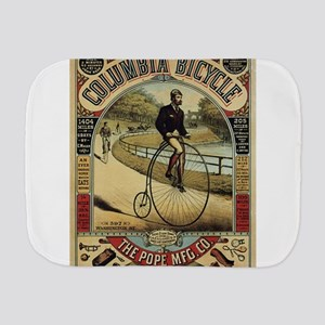 Vintage poster - Columbia Bicycle Burp Cloth