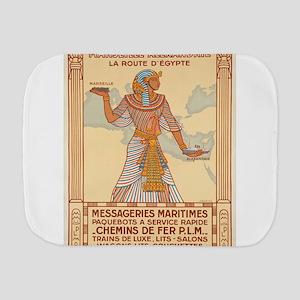 Vintage poster - Egypt Burp Cloth