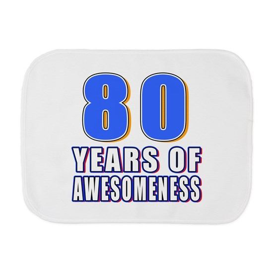 80 Years Of Awesomeness
