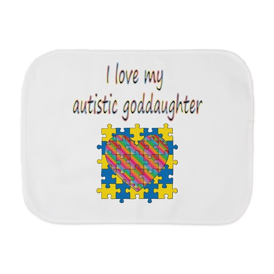 I love my autistic goddaughter