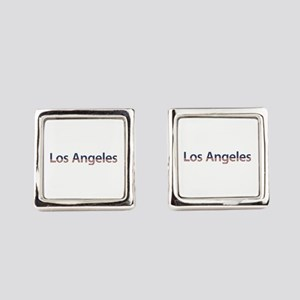 Los Angeles Stars and Stripes Cufflinks
