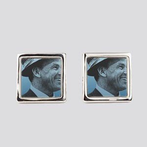 SINATRA: Confidence Is King Journal Fron Cufflinks