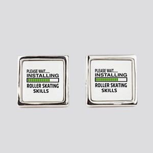 Please wait, Installing Roller Sk Square Cufflinks