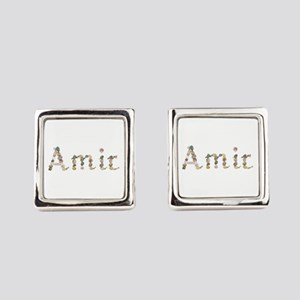 Amir Seashells Cufflinks