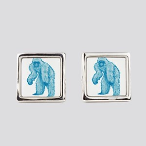 EXISTENCE Square Cufflinks