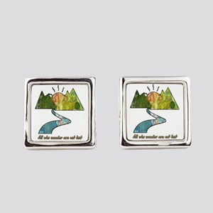 Wander Square Cufflinks