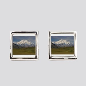 Denali Square Cufflinks