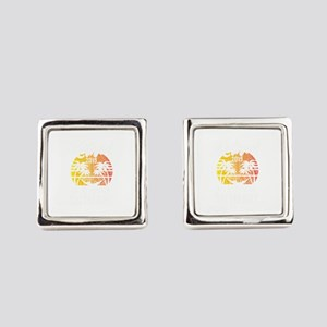 Retired 2019 Not My Problem Retir Square Cufflinks