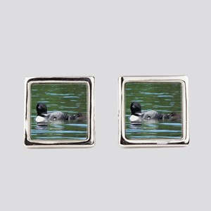 Days End Square Cufflinks