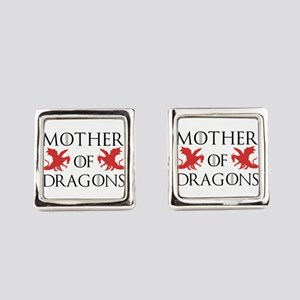 Mother Of Dragons Square Cufflinks