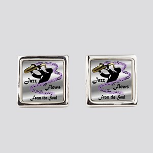 MusicFlowsFrom the Soul Cufflinks