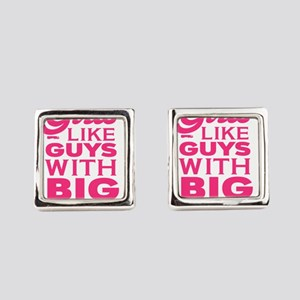 Trucker Wife Girls Like Guys With Square Cufflinks