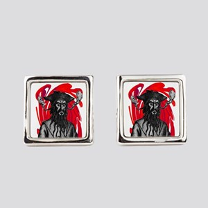 TEACH Square Cufflinks