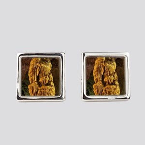 Drop by Drop Square Cufflinks