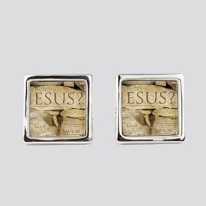 Names of Jesus Christ Cufflinks
