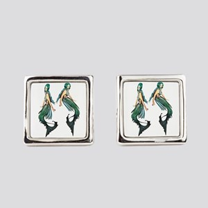 OCEANS Square Cufflinks