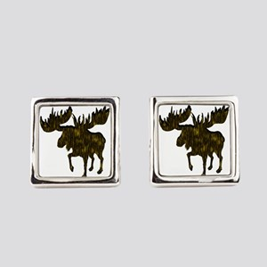 FROM THE PINES Square Cufflinks