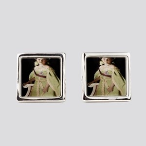 Grand Duchess Anastasia Nikolaevna of Ru Cufflinks