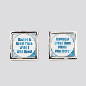 Great Time Square Cufflinks