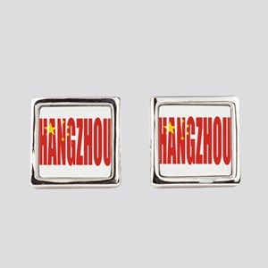 Hangzhou Square Cufflinks