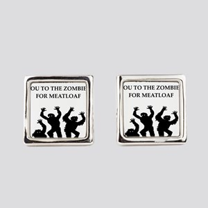 meatloaf Square Cufflinks