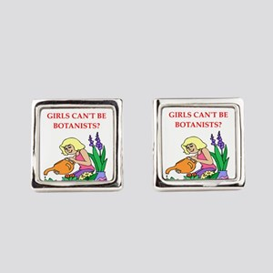 botanist Square Cufflinks