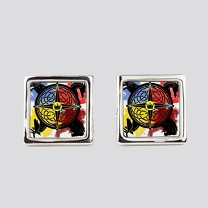 Game of Thrones Sigil Square Cufflinks