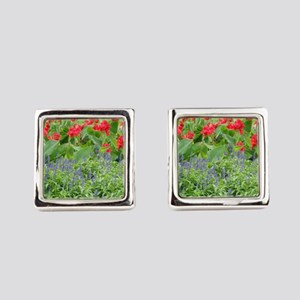 Personalized Photo Square Cufflinks