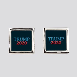 Trump 2020 Square Cufflinks