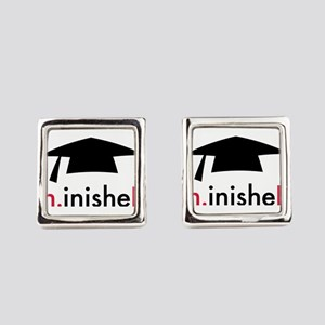Phinished Square Cufflinks