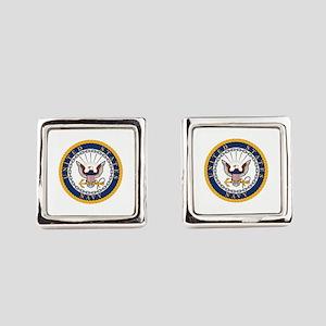 Military Emblems Cufflinks - CafePress