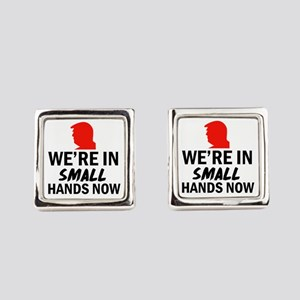Anti Trump designs Square Cufflinks