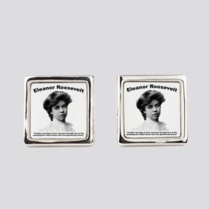 Eleanor: Love Square Cufflinks