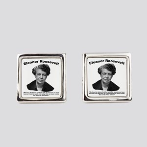 Eleanor: Future Square Cufflinks