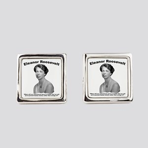 Eleanor: Conscience Square Cufflinks