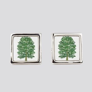 ITS GLORY Square Cufflinks