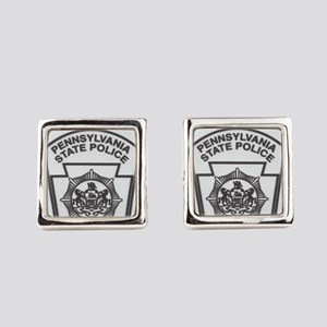 Helping Pennsylvania State Police Cufflinks