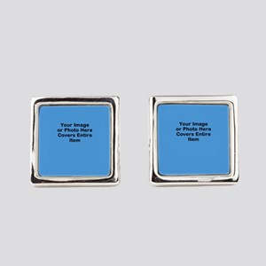Your Image Here Square Cufflinks