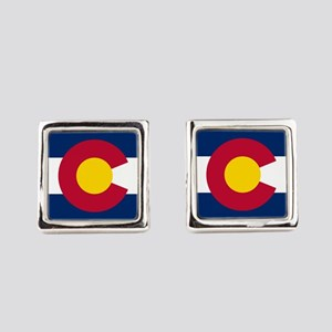 Flag of Colorado Cufflinks