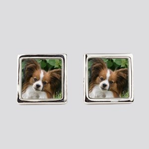 papillon Square Cufflinks