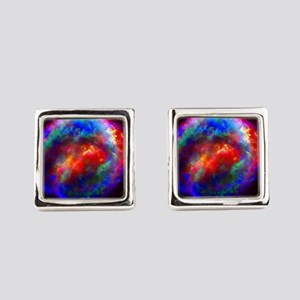 Keplers Supernova 1680 Cufflinks