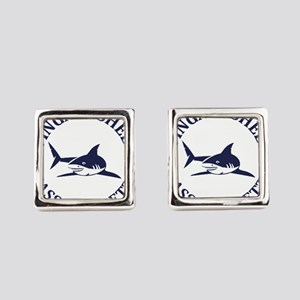 Summer Wingaersheek- massachusett Square Cufflinks