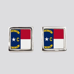 Flag of North Carolina Cufflinks