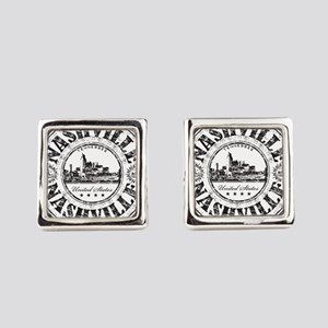 Nashville Stamp Cufflinks