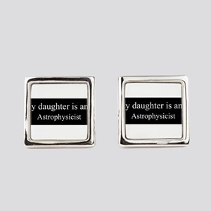 Daughter - Astrophysicist Cufflinks