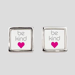 Be Kind Cufflinks