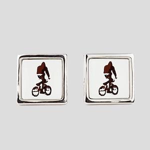 Bike Rider Cufflinks