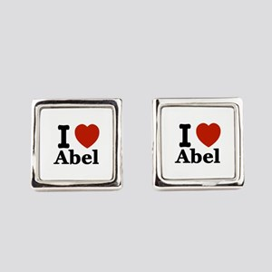 I love Abel Cufflinks