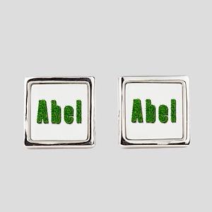 Abel Grass Cufflinks